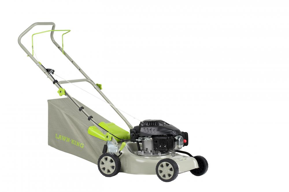 Lawn-King LK41 Hand Propelled Petrol Mower | Quality Discount Mowers