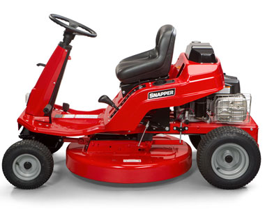 Used 2013 Snapper Ride on mower | Quality Discount Mowers