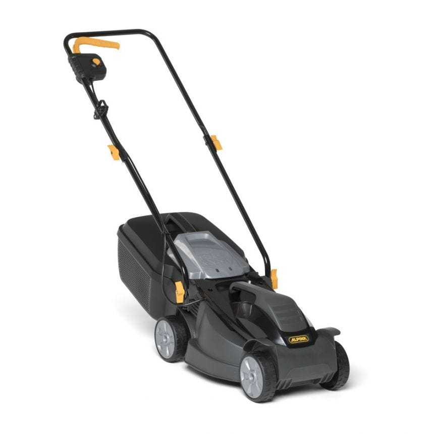 Alpina BL 320E 1000W Mower | Quality Discount Mowers