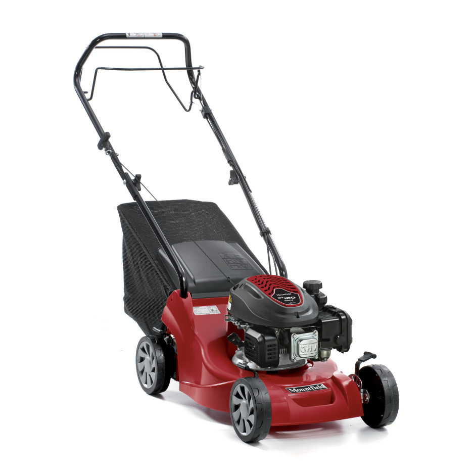 Mountfield SP414 | Light self propelled mower | Plymouth