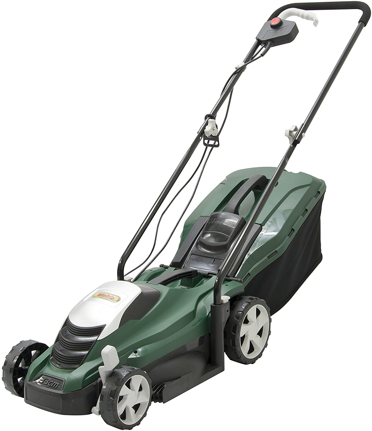 Webb Classic 33cm Electric Mower | Quality Discount Mowers